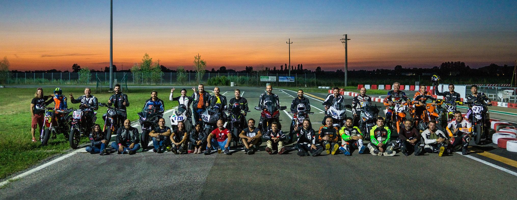 18 settembre - Circuito di Rioveggio • Prove Organizzate Moto Stradali 9-17