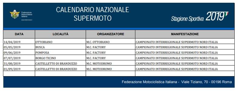 Calendario Castelletto Di Branduzzo.Calendario Interegionale Moto Club Della Futa