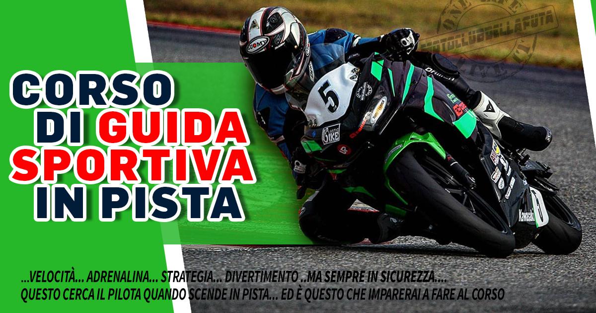 20 settembre - Corso di Guida Sportiva - Autodromo di Pomposa